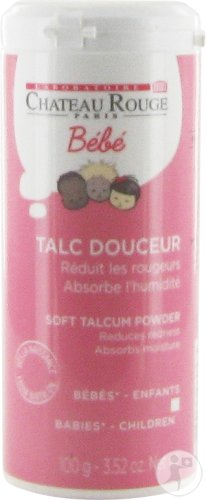 Château Rouge Baby Talkumpuder 100g
