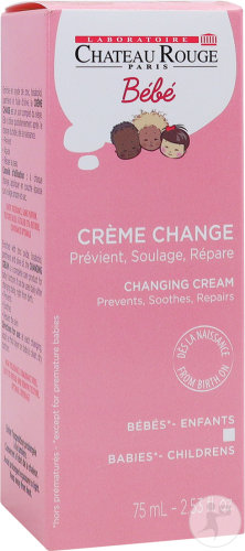 Château Rouge Baby-Windelcreme 75ml