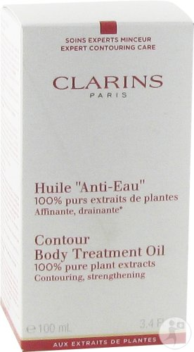 Clarins Contour Body Treatment Oil Körperöl Flakon 100ml