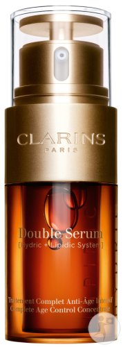 Clarins Double Serum Complete Age Control Concentrate Pumpflakon 30ml