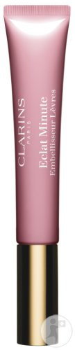 Clarins Eclat Minute Natural Lip Perfector Lip Gloss 07 Toffee Shimmer Tube 12ml