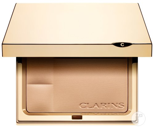 Clarins Ever Matte Mineral Compact Powder 01 Transparent Fair Puderdose 10g