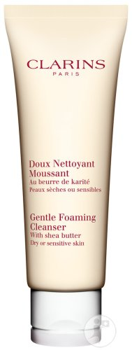 Clarins Gentle Foaming Cleanser Trockene Und Sensible Haut Tube 125ml