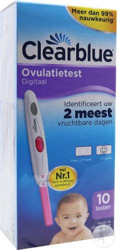 Clearblue Digital Ovulationstest 10 Stück