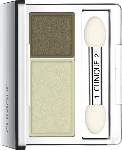 Clinique All About Shadow Duo Farbton Mixed Greens 2,2g