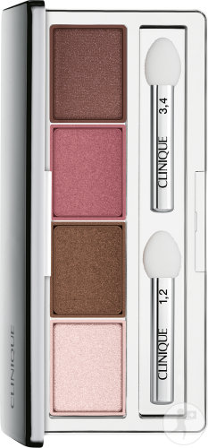 Clinique All About Shadow Quad Pink Chocolate 4,8g