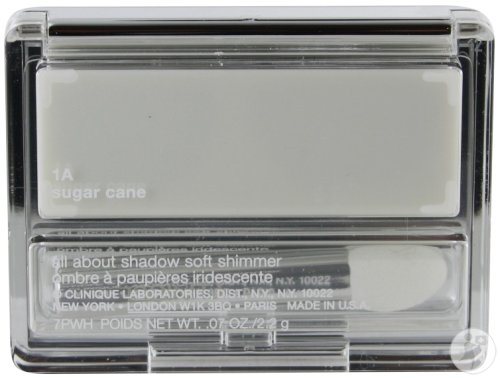 Clinique All About Shadow Single Soft Shimmer Lidschatten Sugar Cane 2,2g ci