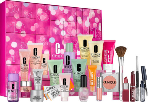 Clinique Box Adventskalender 24 Produkte