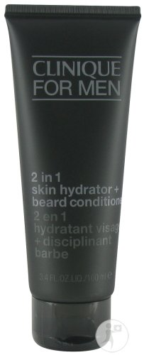 Clinique For Men 2 In 1 Skin Hydrator And Beard Conditioner Tube 100ml