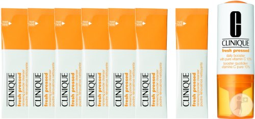 Clinique Fresh Pressed 7-Day System With Pure Vitamin C 1 Set
