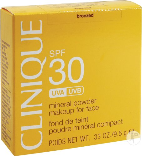 Clinique Mineral Powder Makeup For Face Bronzed Puderdose 9,5g