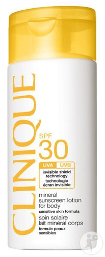 Clinique Mineral Sunscreen Lotion For Body SPF30 Tube 125ml
