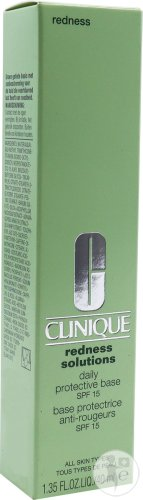 Clinique Redness Solutions Daily Protective Base SPF15 Tube 40ml