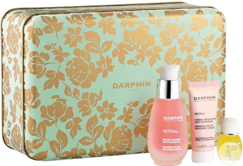 Darphin Box HS20 Intral Anti-Rötungen Serum 30ml + Regenerierende Creme 15ml + Kamille Pflegeöl 4ml