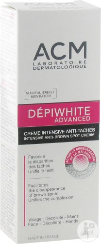 Depiwhite Advanced Depigmentierende Creme Tube 40ml