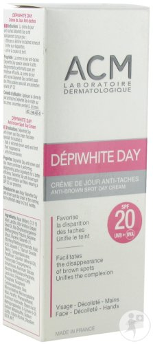 Depiwhite Day Tagescreme SPF20 Tube 40ml