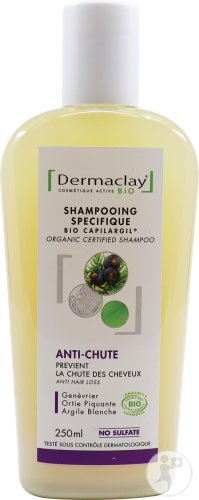 Dermaclay Anti Hair Loss Shampoo 250ml