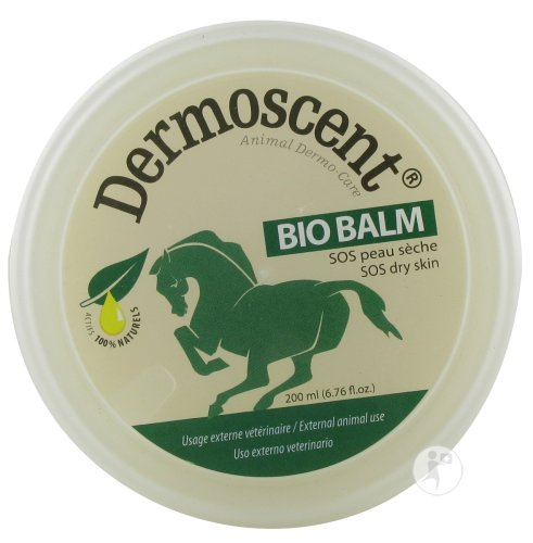 Dermoscent Bio Balm Pferde Tiegel 200ml