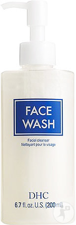 DHC Face Wash 200ml