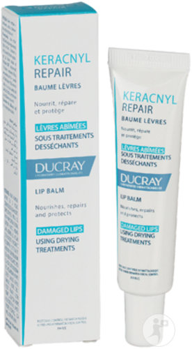 Ducray Keracnyl Repair Lippenbalsam Tube 15ml