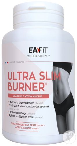 EA Fit Minceur Active Ultra Slim Burner 120 Kapseln