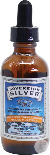 Energetica Natura Sovereign Silver (Dropper Top) 59ml