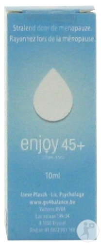 Enjoy 45+ Druppels Fl 10ml