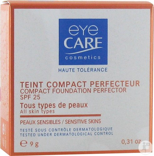 Eye Care Compact Fdt Perfector Ip25 Pink Beige 9g