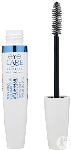 Eye Care Cosmetics Wasserfeste Volumen Mascara Blau 11g (6102)