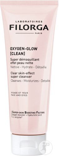 Filorga Oxygen Glow Clean Clear Skin-Effect Super Cleanser 125ml