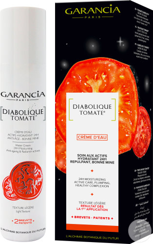 Garancia Diabolique Tomate Water Cream Pumpflakon 30ml