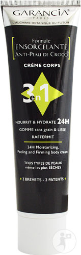 Garancia Formule Ensorcelante Anti-Peau De Croco Körpercreme 3in1 Tube 125ml