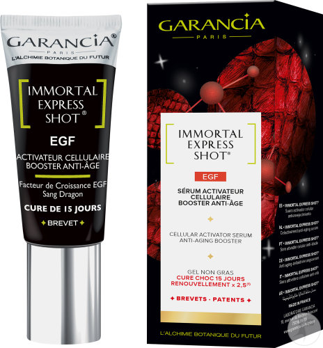 Garancia Immortal Express Shot Tube 15ml