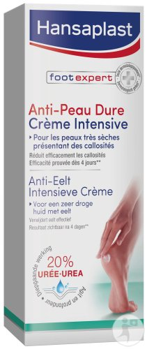 Hansaplast Anti Hornhaut Intensiv-Creme 75ml