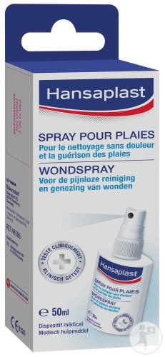 Hansaplast Wundspray 50ml