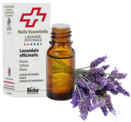 Herba Helvetica Essential Oil Lavendel 10ml Echt