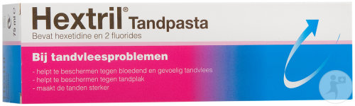 Hextril Zahnpasta Tube 75ml