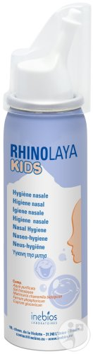 Inebios Rhinolaya Kids Nasen-Hygiene Spray 50ml