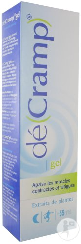 Iprad Decramp Gel Tube 100ml