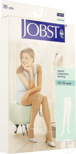 Jobst Support 70 Den Panty Natural M 1p