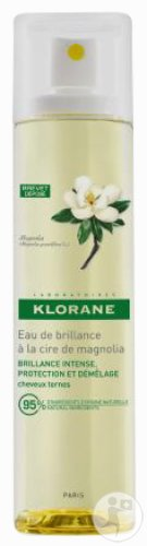 Klorane Glanzspray Mit Magnolienwachs Intensiver Glanz Spray 100ml