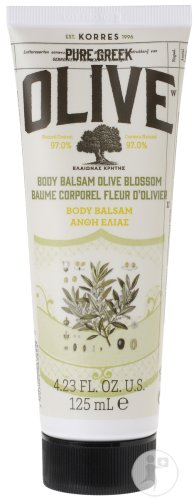 Korres Pure Greek Olive Körperbalsam Tube 125ml