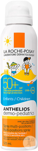 La Roche-Posay Anthelios Dermo-Kids Sonnenpflege SPF50+ Spray 125ml