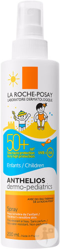 La Roche-Posay Anthelios Dermo-Kids Sonnenpflege SPF50+ Spray 200ml