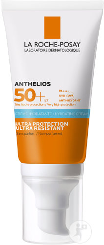 La Roche-Posay Anthélios Ultra Creme SPF50+ Ohne Duftstoffe Pumptube 50ml