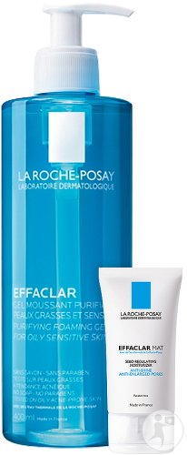 La Roche-Posay Effaclar Anti-Shine Routine 1 Set