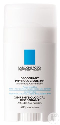 La Roche-Posay Physiologisches Deodorant 24h Stick Duopack 2x40g Promo 2ter Artikel -50%