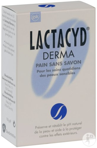Lactacyd Derma Wastablet Tripack 3x100g