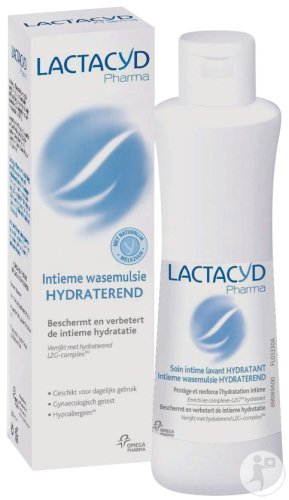 Lactacyd Pharma Lactacyd Plus Befeuchtend Flakon 250ml