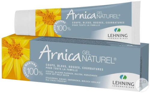 Lehning Arnika Gel Tube 50ml